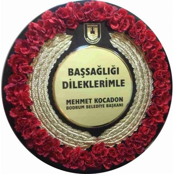 Metal Çelenk 1554