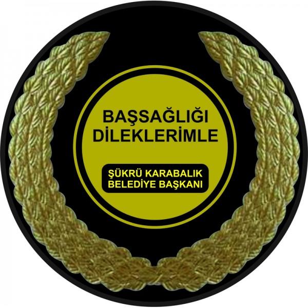 Metal Çelenk 1555
