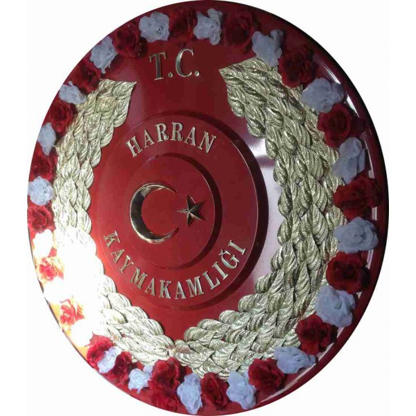 Metal Çelenk 1654